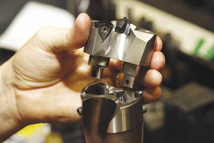 Peck-B-Gone | Cutting Tool Engineering