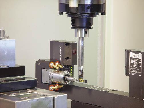 Breaking the beam | Cutting Tool Engineering